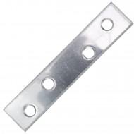 1 Flachverbinder Edelstahl A2 75x15x2