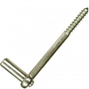 1 GAH Schraubkloben - Dorn: 16mm, Länge: 165mm - gelb verzinkt