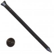 250 BÄR Sockelleistenstifte 1,4x25 mm, blank mit Tiefversenkkopf