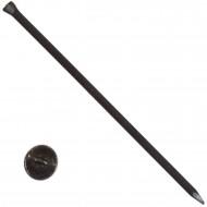 250 BÄR Sockelleistenstifte 1,4x45 mm, blank mit Tiefversenkkopf