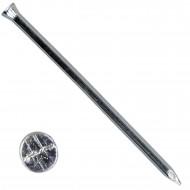 250 BÄR Sockelleistenstifte 1,4x30 mm, verzinkt mit Tiefversenkkopf