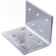 10 Lochplattenwinkel zugelassen ETA-09-0355 feuerverzinkt 40x40x60x2,0 mm