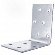 10 Lochplattenwinkel zugelassen ETA-09-0355 feuerverzinkt 60x60x40x2mm