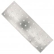 25 Standard Lochbleche feuerverzinkt 80x240x2,0 mm