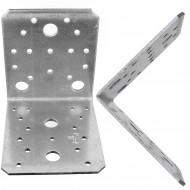 5 Standard Winkelverbinder zugelassen ETA-08-0183 105x105 x90x3 mm ohne Steg