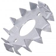 10 Einpressdübel DIN 1052 2-seitig verzinkt 48 mm Durchmesser