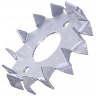 8 Einpressdübel DIN 1052 2-seitig verzinkt 62 mm Durchmesser