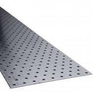 1 Lochplattenstreifen feuerverzinkt 180x1200x2,0 mm