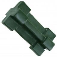 1 GAH Einschlagwerkzeug für 90x90 -100x100 mm - Ø100 mm Einschlagbodenhülsen