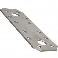 25 GAH Flachverbinder Edelstahl A2 100 x 35 x 2mm