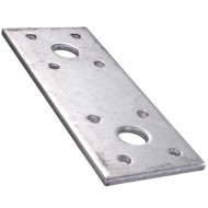 100 Standard Flachverbinder feuerverzinkt 100x40x3,0