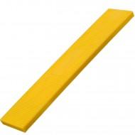 100 Verglasungsklötze SILISTO® Classic gelb 100x20x4