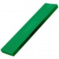 100 Verglasungsklötze SILISTO® Classic grün 100x22x5