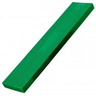 1000 Verglasungsklötze SILISTO® Classic grün 100x26x5