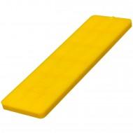1000 Verglasungsklötze SILISTO® Classic gelb 100x28x4