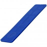 100 Verglasungsklötze blau 100x24x2