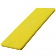 100 Verglasungsklötze SILISTO® Classic gelb 100x36x4