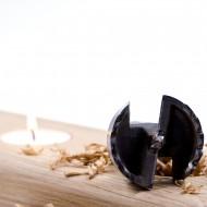 1 Premium Forstnerbohrer Ø 40 mm präzisionsgeschliffene Zähne mit Zentrierspitze