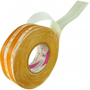 "1 Rolle Gerband 186 hermetic, Dampfsperrklebeband/Stoßfugen, ""gelb"" 50 mm, 40m"