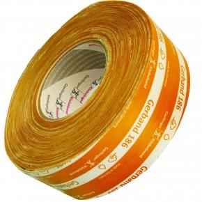 1 Rolle Gerband 186 hermetic, Stoßfugen-Dampfsperrklebeband, gelb, 60 mm, 40m