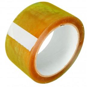 1 Rolle Packband, Klebeband, PP, transparent, 50 mm breit, 66 m lang, 28 my