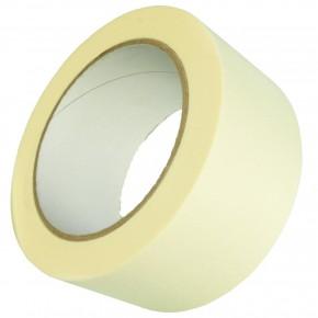 1 Rolle Gerband 136 Flachkrepp-Klebeband - Kreppband , 50 mm, 50m