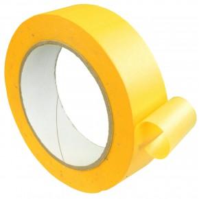 1 Rolle Gerband 142 Lackierband - Washi-Tape - Goldband   30 mm, 50 m