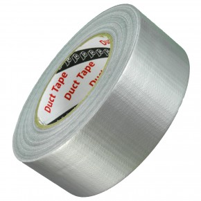 50m Rolle Panzerband - Duct Tape - Gaffa Tape - 48 mm breit - silber