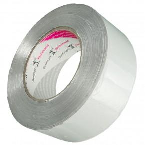 100m Rolle Aluminium-Klebeband / Reinaluminium (Gerband 705) - 50 mm breit