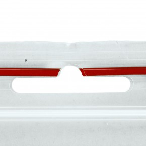 1000 LDPE - Druckverschlussbeutel 40 my, transparent, 250 x 350 mm