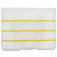1 Allit Sortimentskasten EuroPlus Basic 2 - 8 Fächer, 6 Stege - 173x138x30 mm