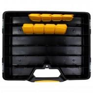1 Allit Sortimentskasten EuroPlus Basic 47 - 7 Fächer, 36 Stege - 465x373x72 mm