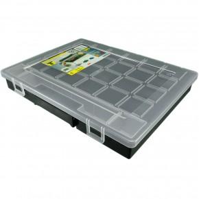 1 Allit Sortimentskasten - EuroPlus Flex 37-3 - 370x295x55 mm