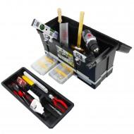 1 Allit Premium Werkzeugkoffer - Mc Plus Depot >S< 20 - schwarz