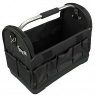 1 Allit Premium Textil-Werkzeugtasche - McPlus Bag >C< 20-1 - schwarz-silber