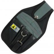 1 Allit Gürteltasche für Werkzeug, klein - McPlus Belt Toolholder - schw.-silber