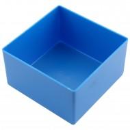 1 Box 108x108x63 mm für Stahlblech Sortimentskasten 330x440x66
