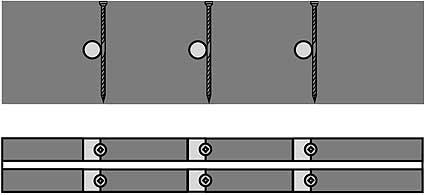 Querzuverstärkungen bei Stabdübelverbindungen