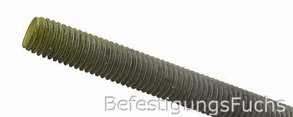 L/änge 120 mm Oberfl/ächenbeschichtung galvanisch verzinkt QPOOL24 Gewindestift M8 120mm verzinkt Material Stahl 100 St/ück