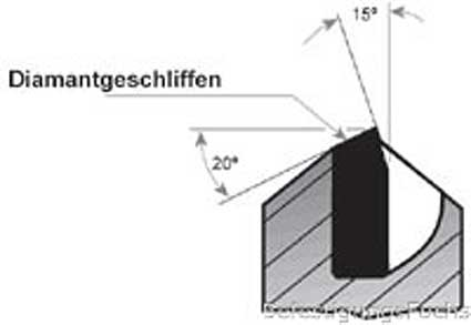 1 Keil Universalbohrer Goldcraft 10x120 Mm 5635 100 120