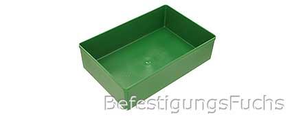 Kunststoffbox grün