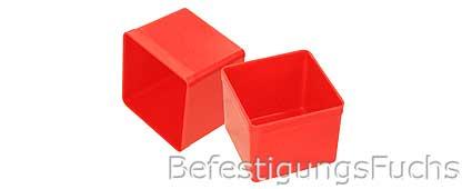 Kunstoffbox rot